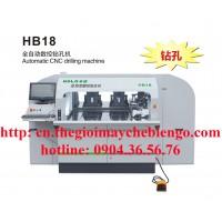 全自动数控钻孔机HB18