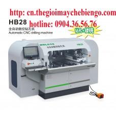 全自动数控钻孔机HB28