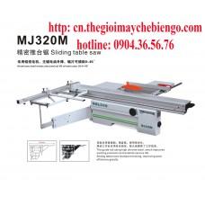 精密推台锯MJ320M