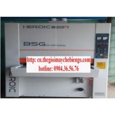 宽带砂光机BSG1000